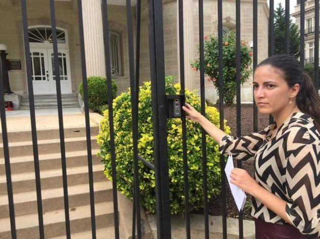 Rosa María Payá pone a prueba a la embajada de Cuba en EEUU