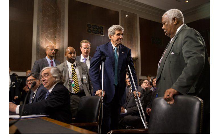 Kerry responde a detractores de acuerdo con Irán