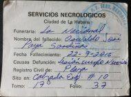 hrf elevara el caso de paya al relator especial de la onu sobre ejecuciones extrajudiciales
