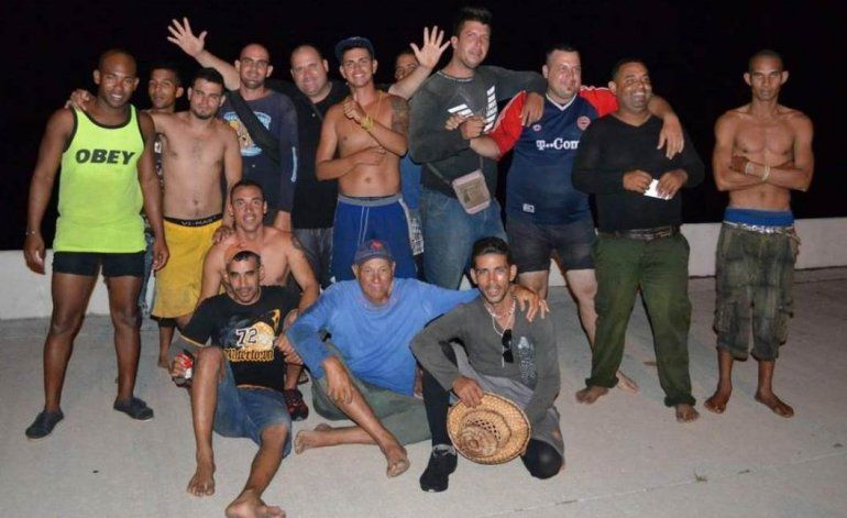 Guardacostas dicen que en diciembre crece éxodo de balseros cubanos