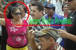 La presencia en Miami de la presunta represora Jenny Freire Rosabal fue revelada en declaraciones al programa A Fondo, de América TeVé.