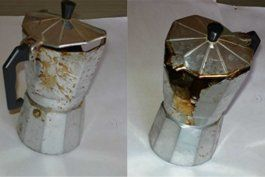 Las cafeteras sucumben como moscas ante la avalancha de café mezclado.