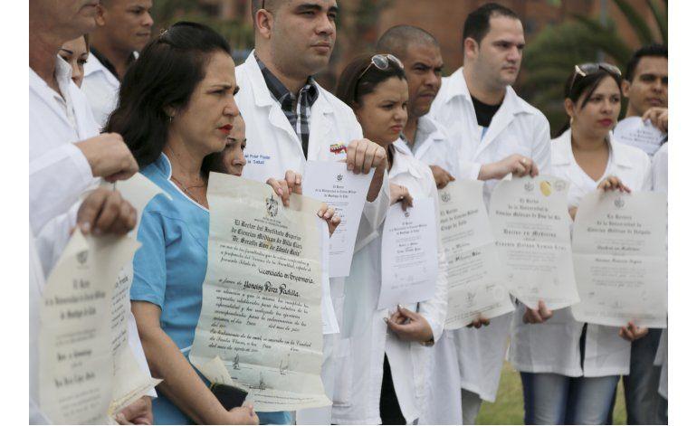 Orden ejecutiva de Obama incluye al Programa de Visas para Profesionales Médicos Cubanos