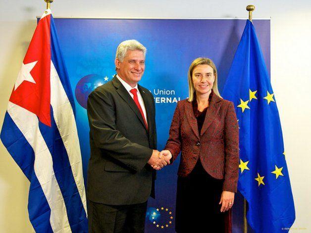 Unión Europea donó a Cuba 200 millones de euros desde 2018 y pide a Díaz-Canel resolver bloqueo interno
