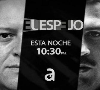 Juan Manuel Cao entrevista al hijo de Pablo Escobar