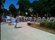 el regimen impide a las damas de blanco llegar a la toma de posesion del nuevo arzobispo de la habana