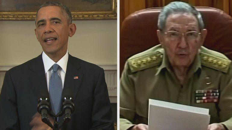 Obama y Castro hablarán durante la Asamblea de la ONU, según la Casa Blanca