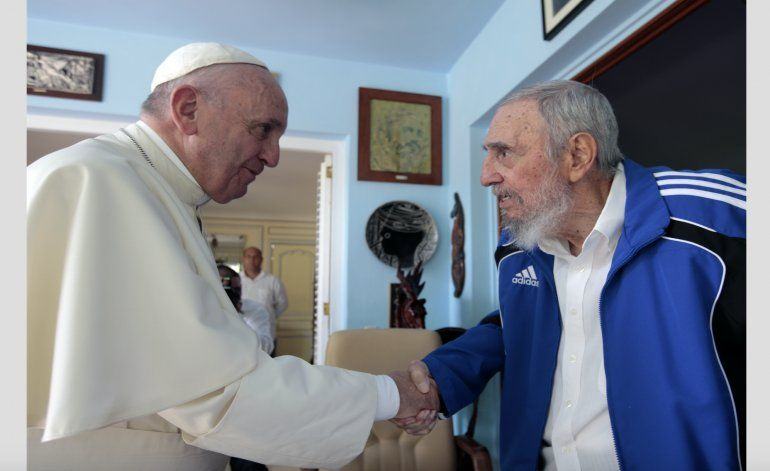 Yusnaby: El papa Francisco se interesó por conversar con los opresores y no con los oprimidos