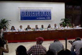 gobierno colombiano y el ejercito de liberacion nacional anunciaron un dialogo de paz
