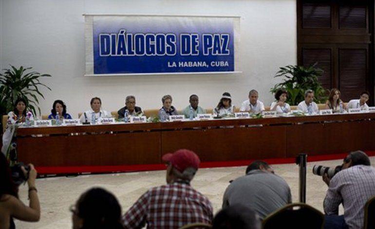 Gobierno colombiano y el Ejército de Liberación Nacional anunciaron un diálogo de paz