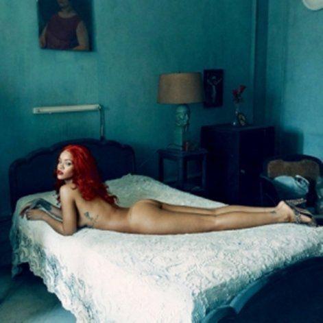 Rihanna Desnuda Para Vanity Fair En La Habana Rihanna La Habana