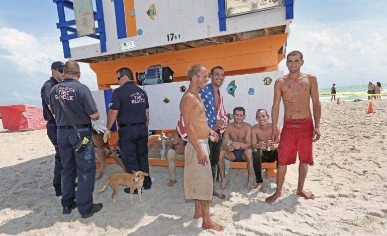 Aumenta cifra de cubanos que llegan a suelo de EEUU