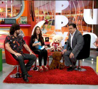 Por primera vez Yory Gómez trae a su bebé Oliver a El Happy Hour
