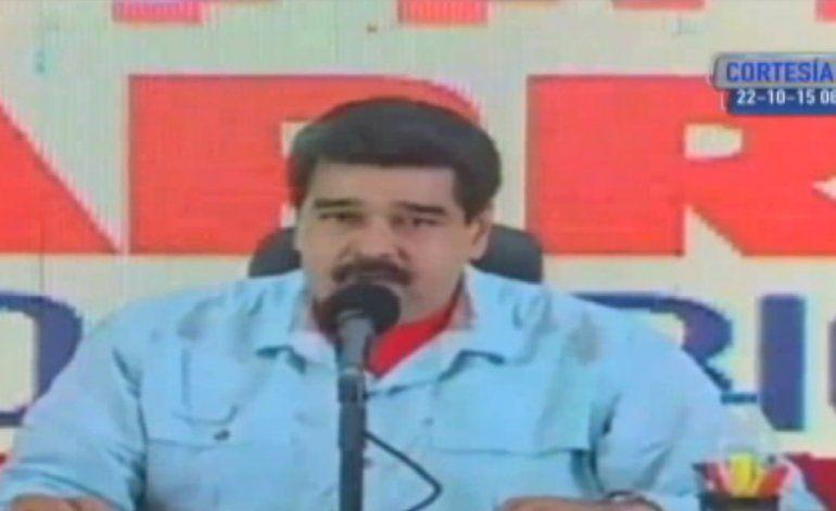 Maduro presiona a Dominicana para liberar a cinco presuntos narcos