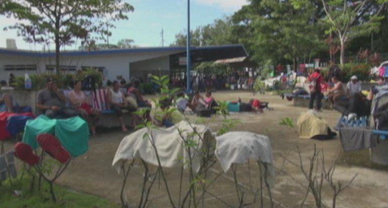Sigue la crisis de los cubanos varados en la frontera de Costa Rica – Nicaragua