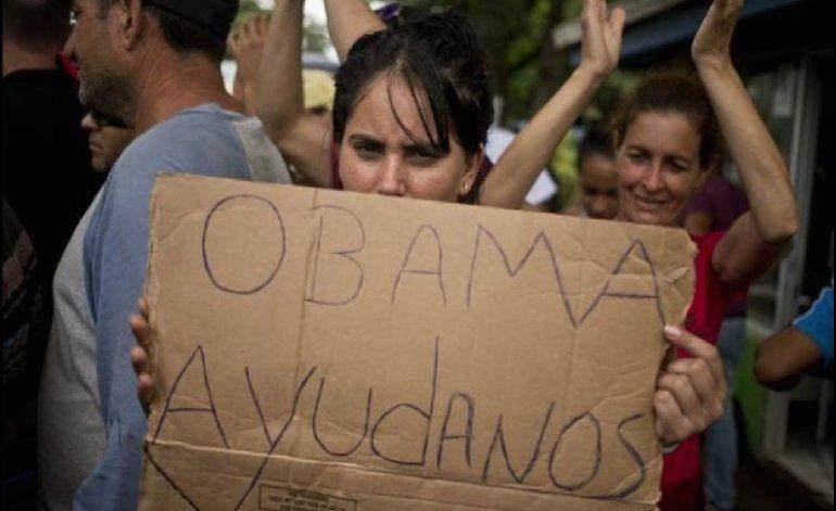¿Qué saben los cubanos de los varados en Costa Rica?