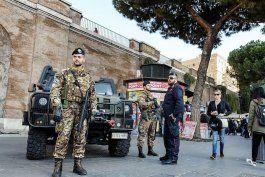 Nuevo video de ISIS amenaza a Francia, Italia y EE.UU.
