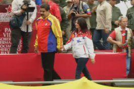 Se agudiza el escándalo de narcotráfico que sacude a la pareja presidencial venezolana