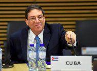 canciller cubano reitera oferta de dialogo a donald trump