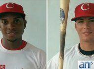 los dodgers firman a prospectos cubanos