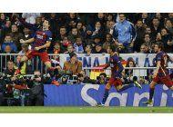 barcelona domina encuesta de ap tras goleada a real madrid