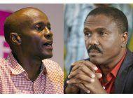 moise y celestin iran a 2da vuelta electoral en haiti