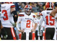los browns pierden la paciencia con johnny manziel
