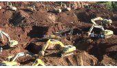 Mianmar deja de buscar a muertos en deslave en mina de jade