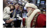 Wall Street logra ligera alza antes de feriado