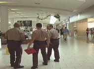 policia del condado aumenta el numero de los grinch busters