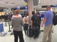 medidas de seguridad al viajar en el dia de accion de gracias