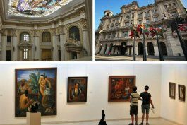 Arrestan a cubano en Grecia por robo de arte de museo en La Habana