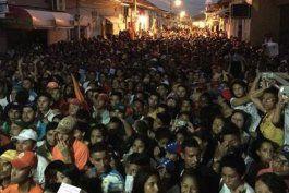 Asesinaron al opositor venezolano Luis Manuel Díaz en pleno acto político