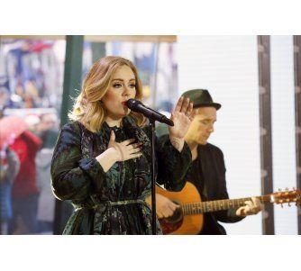 Adele anuncia primera gira en cinco años