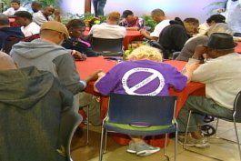 Camillus House ofrece almuerzo por el dia de Acción de Gracias