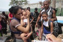 Ya hay 4.000 cubanos en Costa Rica tras dos semanas de crisis