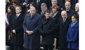 Francia conmemora a los muertos del 13 de noviembre