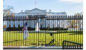 Acusan a hombre que saltó cerca de la Casa Blanca
