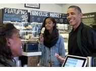 obama realiza compras en libreria de washington