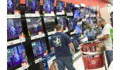 Tiendas de EEUU registran baja en ventas en Viernes Negro