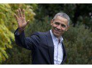 obama: liderazgo de eeuu ayuda al combate a cambio climatico