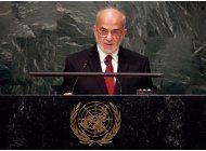 entrevista ap: ataques en paris, nueva guerra global: irak