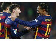 neymar, finalista del balon de oro junto a messi y ronaldo