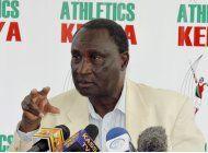 iaaf suspende a 3 funcionarios de pista y campo de kenia