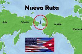 Alaska, otra ruta para los cubanos