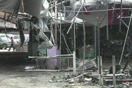 Fuego en el pulguero de Opa Locka ha dejado varias familias sin trabajo