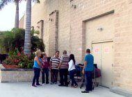 grupo de cubanos se encuentran desamparados en miami