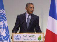presidente obama participa en la xxi conferencia internacional sobre el cambio climatico