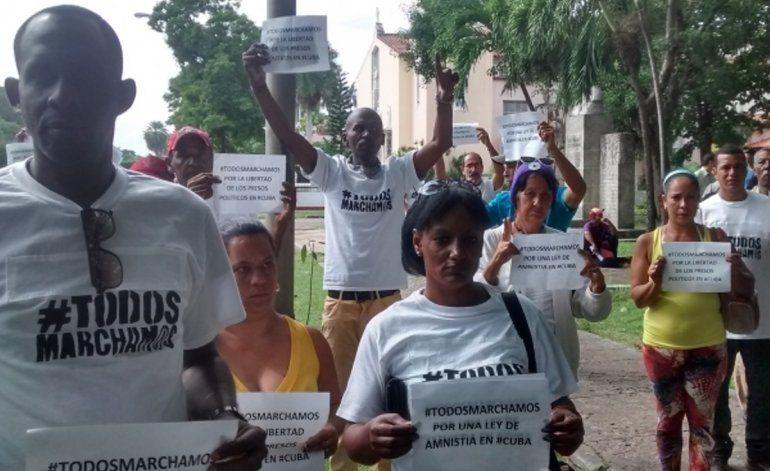 Más de 50 detenidos durante el domingo 44 de #TodosMarchamos