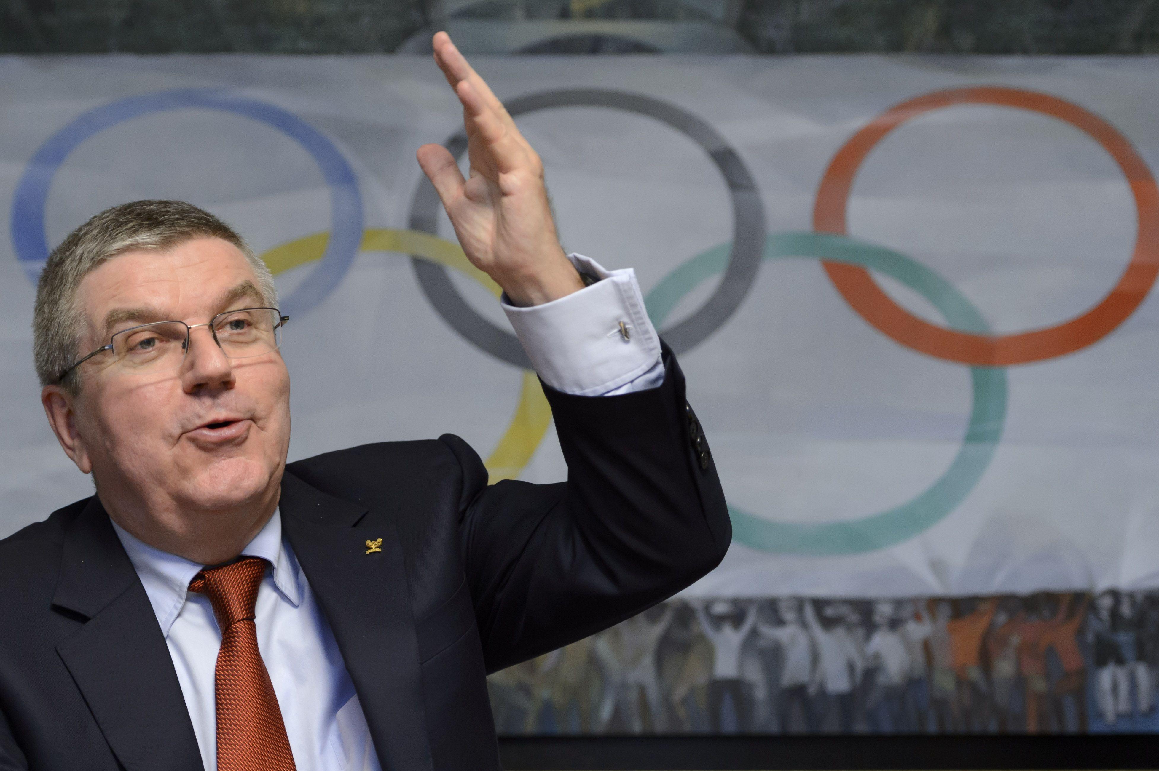 Rusia continúa los preparativos para los Juegos